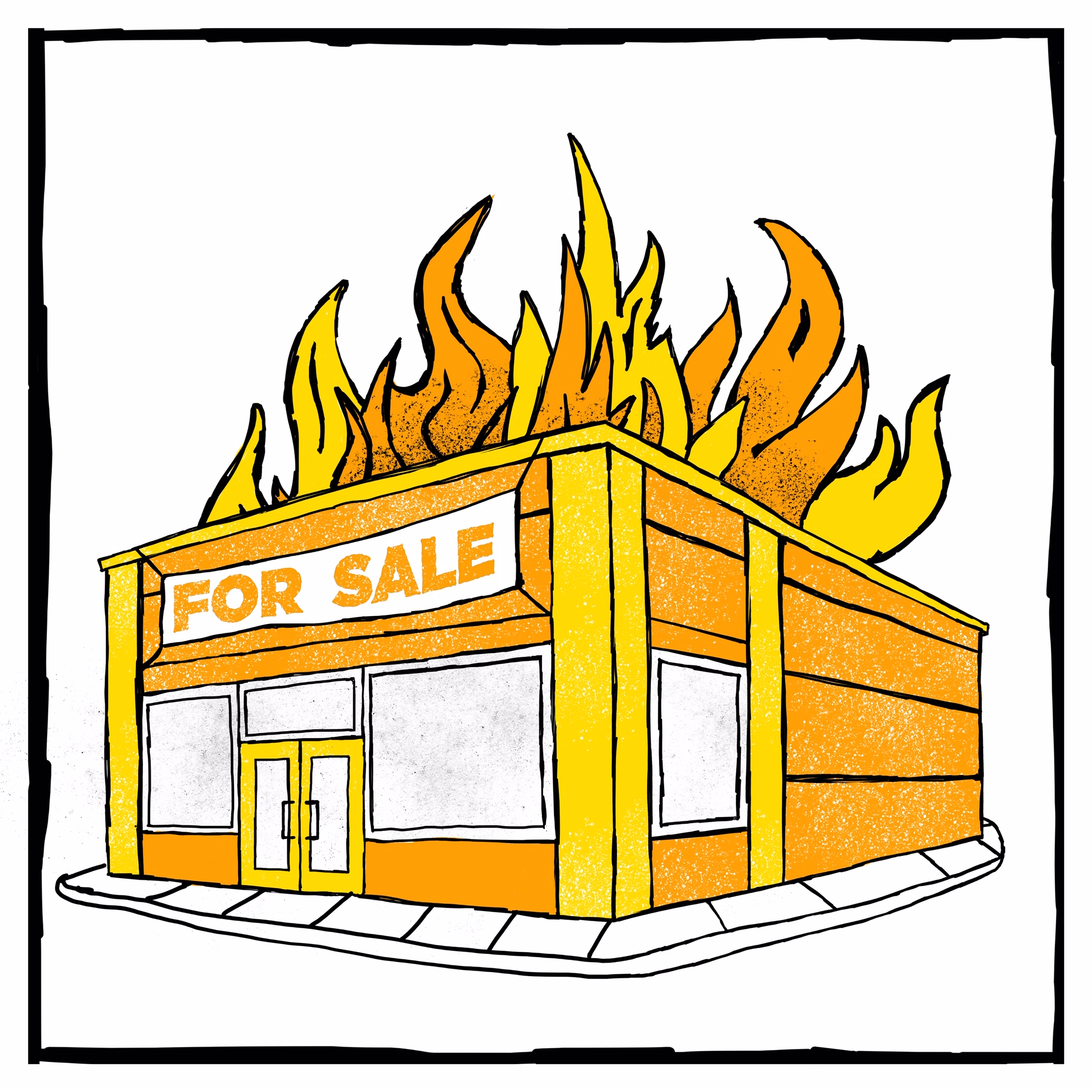 Succession planning failure the fire sale